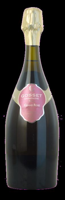 GOSSET Grand Rosé Brut, Lea & Sandeman
