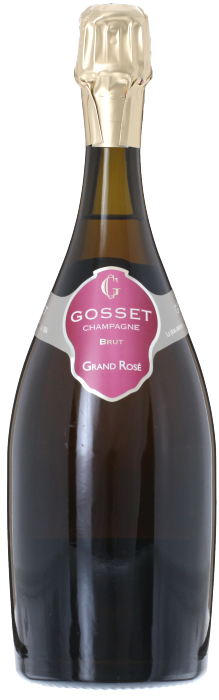 GOSSET Grand Rosé Brut Champagne Gosset, Lea & Sandeman