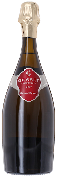 GOSSET Grande Réserve Brut Champagne Gosset, Lea & Sandeman