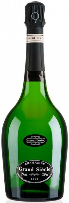 GRANDE SIÈCLE Brut Champagne Laurent Perrier, Lea & Sandeman