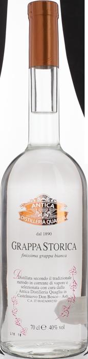 GRAPPA STORICA Antica Distilleria Quaglia, Lea & Sandeman