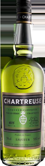 GREEN CHARTREUSE, Lea & Sandeman