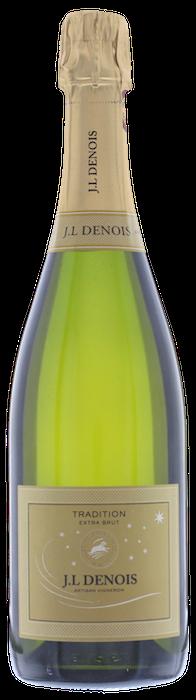 JEAN-LOUIS DENOIS Méthode Traditionelle Chardonnay-Pinot Noir Brut, Lea & Sandeman