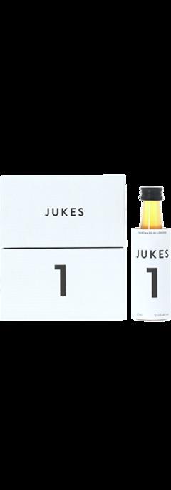 JUKES Number 1 Jukes Cordialities 9 x 3cl bottles, Lea & Sandeman
