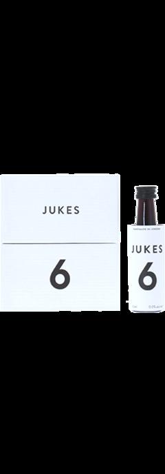 JUKES Number 6 Jukes Cordialities (9 x 3cl bottles), Lea & Sandeman