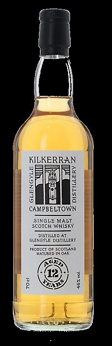 KILKERRAN 12 Year Old Campbeltown, Lea & Sandeman