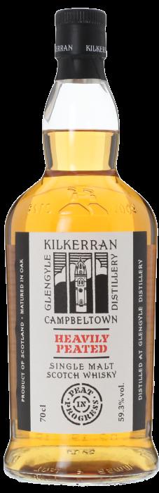 KILKERRAN Heavily Peated Campbeltown, Lea & Sandeman