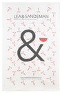 L&S TEA TOWEL Ampersand with Bottle Openers, Lea & Sandeman