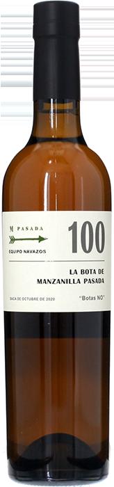 LA BOTA DE MANZANILLA Pasada 100 'Bot No' Equipo Navazos 2020 Release, Lea & Sandeman