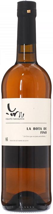 LA BOTA NO 85 Fino Amontillado Equipo Navazos, Lea & Sandeman