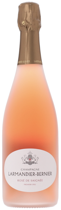 LARMANDIER-BERNIER Rosé de Saignée Extra Brut Vertus, Lea & Sandeman