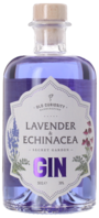 LAVENDER AND ECHINACEA GIN The Old Curiosity Distillery, Lea & Sandeman