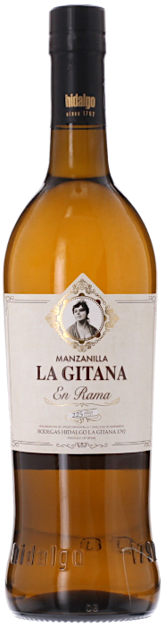 MANZANILLA La Gitana 'En Rama' Hidalgo 2018 Release, Lea & Sandeman