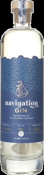 NAVIGATION GIN Dyfi Distillery, Lea & Sandeman