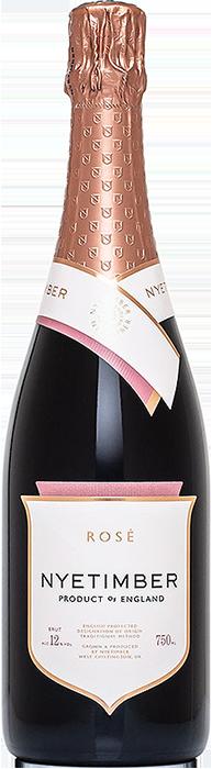 NYETIMBER NV Rosé Brut English Sparkling Wine, Lea & Sandeman