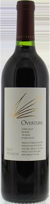 OVERTURE Opus One 2020 Release (blend of 2014, 2015 & 2016), Lea & Sandeman