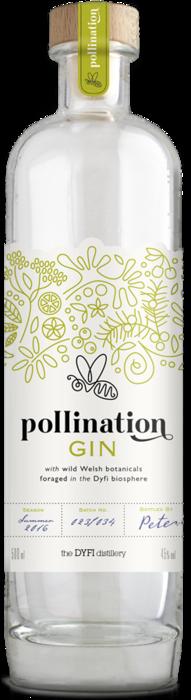 POLLINATION GIN Dyfi Distillery, Lea & Sandeman