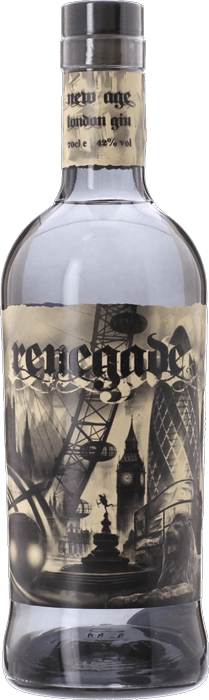 RENEGADE GIN Doghouse Distillery, Lea & Sandeman