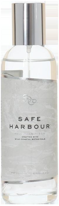 SAFE HARBOUR Hand Sanitiser Spray Salcombe Distillery, Lea & Sandeman