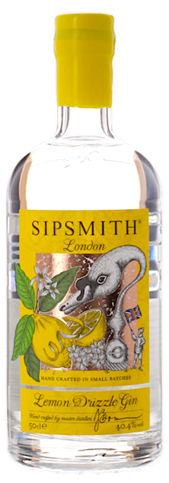 SIPSMITH Lemon Drizzle Gin Sipsmith Distillery, Lea & Sandeman