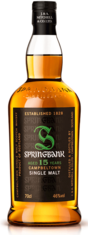 SPRINGBANK 15 Year Old Campbeltown, Lea & Sandeman