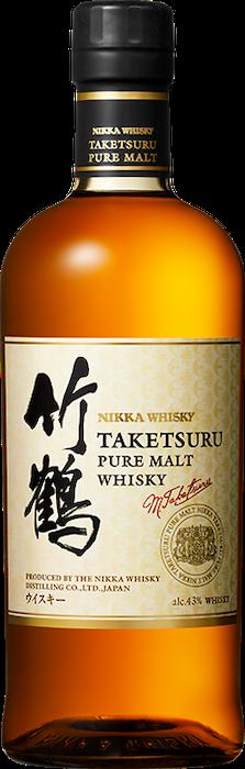 TAKETSURU Pure Malt Nikka Whisky, Lea & Sandeman