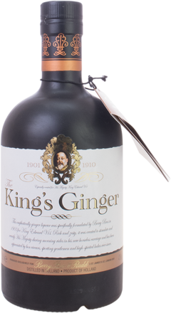 THE KING'S GINGER, Lea & Sandeman