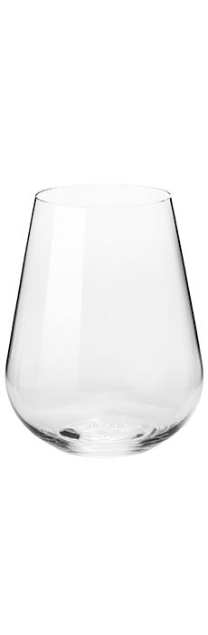 6 WATER GLASSES Jancis Robinson x Richard Brendon, Lea & Sandeman