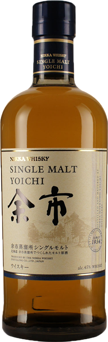 YOICHI Single Malt Nikka Whisky, Lea & Sandeman